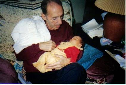 Dodaro, Frank Grandpa holding Scott
